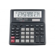 "Калькулятор  наст.12р""SKAINER ELECTRONIC SK-502II"" 156х157х33 /2 ноля/"