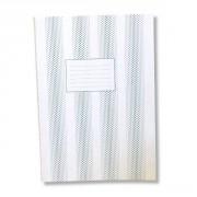 Книга учета  60л А4 линейка скрепка,обл.картон