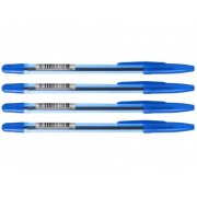 """Ручка шариковая """"Стамм Офис 111"""" синяя 1,0мм"""